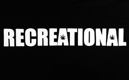 recreational marijuana toker