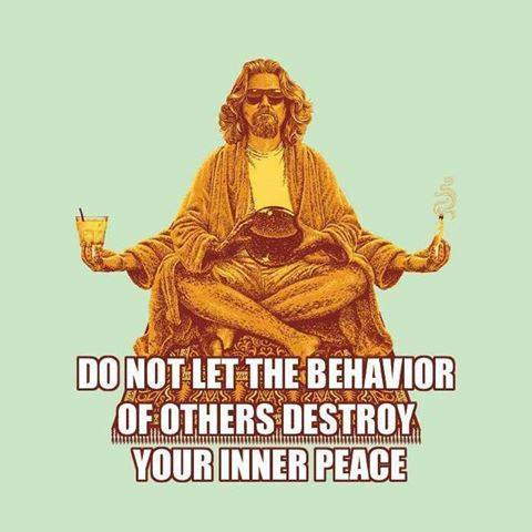 the dude inner peace