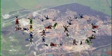 420 Skydivers