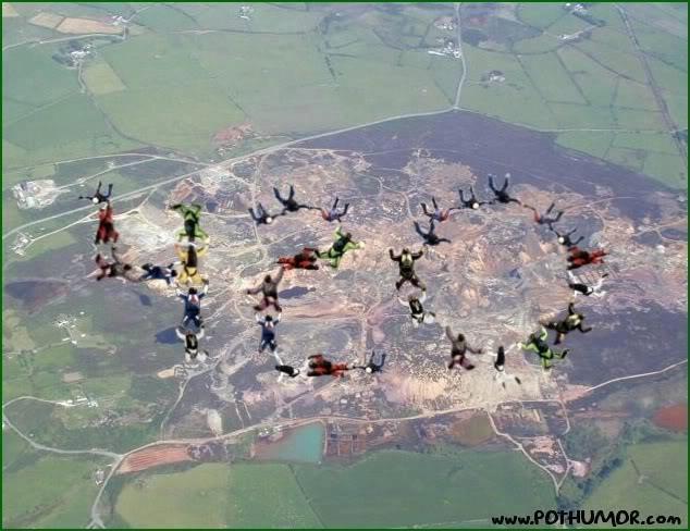 420 Skydivers