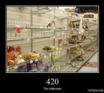supermarket after 420 celebrations munchies