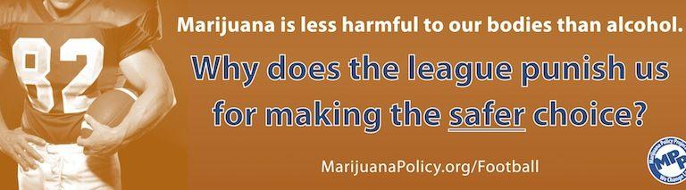 Super Bowl Billboards Highlight Hypocrisy of NFL's Marijuana Policy