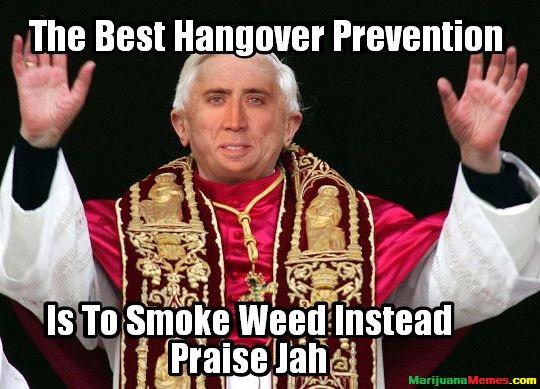 The Best Hangover Prevention