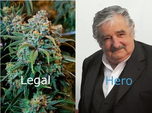 Uruguayan President Jose Mujica The Hero