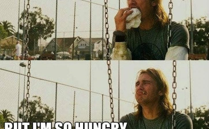 I'm so Full but I'm so Hungry