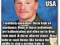police logic Gilliam County Sheriff Gary Bettencourt