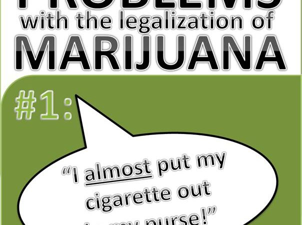 Problems with the Legalization of Marijuana #001