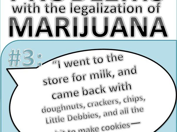 Problems with the Legalization of Marijuana #003