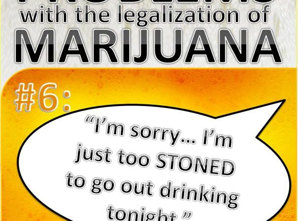 Problems with the Legalization of Marijuana #006