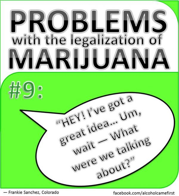 an essay on the issues on the uses of marijuana