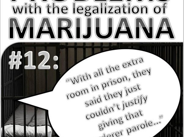 Problems with the Legalization of Marijuana #012