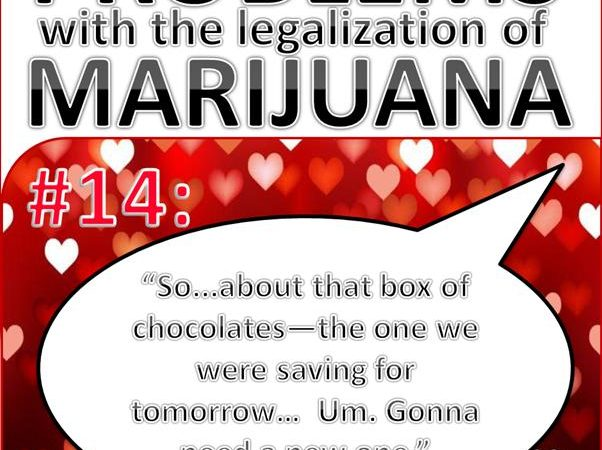 Problems with the Legalization of Marijuana #014