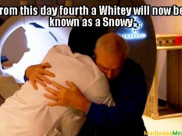 Whitey Will Now Be Known As A Snowy After Jon Snow