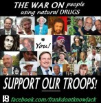 marijuana troops