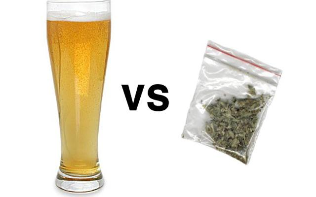 weed v alcohol guide