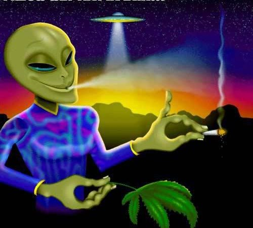 The Reason Aliens Are Here On Earth