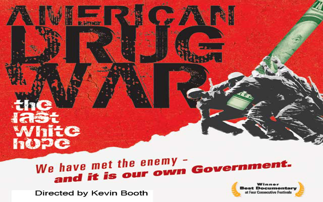 American Drug War: The Last White Hope Documentary (2007)