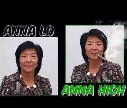 Northern Irish politician Anna Lo, and high