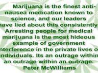 anti nausea marijuana