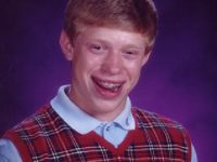 decides to smoke weed bad luck brian 420 meme