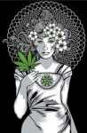 cannabis goddess