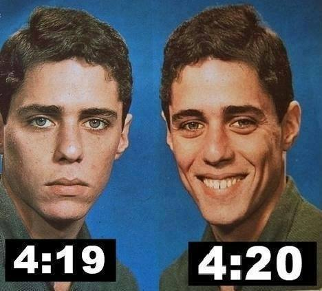 Marijuana Before and AfterSmoking Weed Before And After