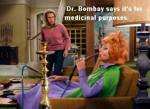 Bewitched – For Medicinal Purposes