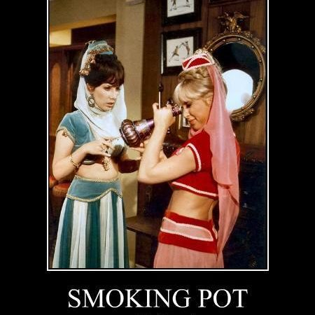 Smoking Pot – You're Doing it Wrong