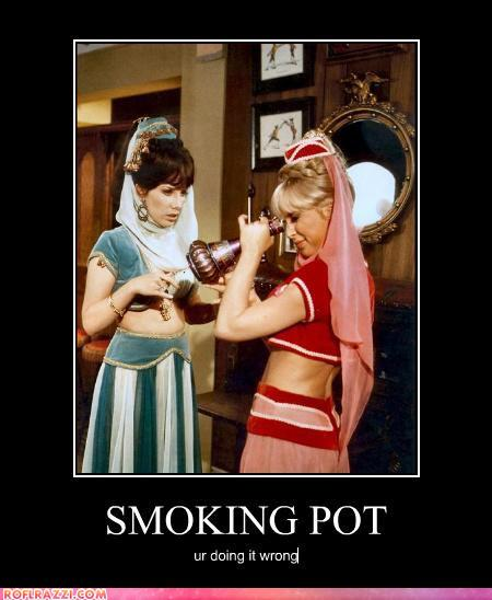 smoking pot wrong