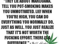 unmotivated marijuana smokers bill hicks quote