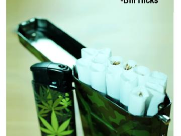 bill hicks war on drugs quote