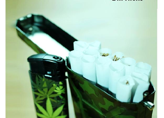 """Bill Hicks – """"It's Not a War On Drugs…"""""""