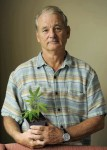 bill murray marijuana plant