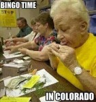 Bingo time in Colorado