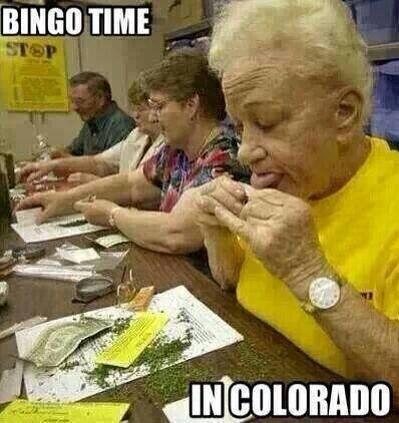 Bingo time in Colorado