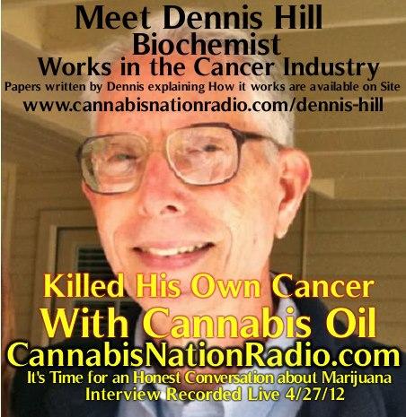 dennis hill prostate cancer