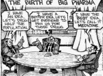 birth of big pharma