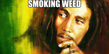 weed smoking songs bob marley meme