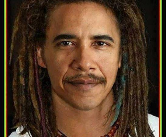 Bobama be Jammin'  – Bob Marley / Obama Mashup