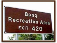 Bong recreation Area meme