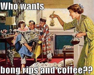 bong rips coffee