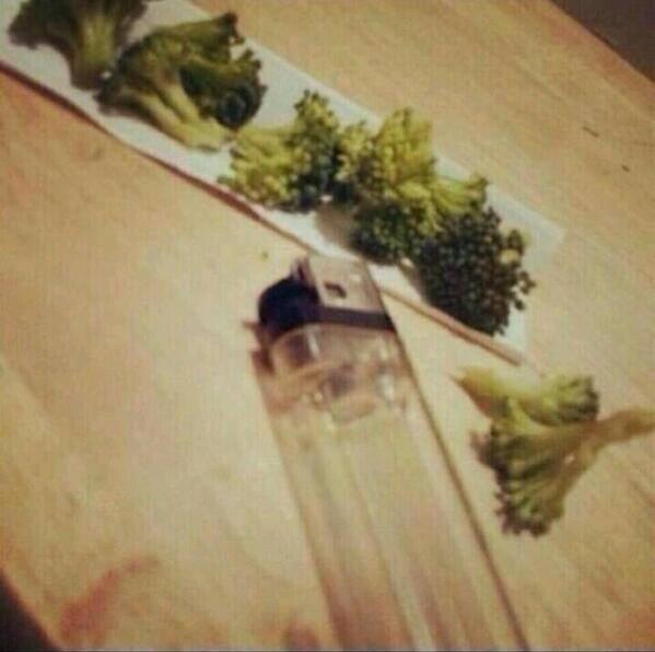 dank erb amatuer weed smoker