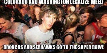 colorado washington marijuana superbowl meme