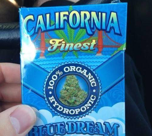 Pre-packaged Cannabis Cigarettes – Cannarettes?
