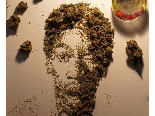Wiz Khalifa Bud Art