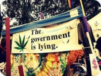 government lying cannabis marijuana meme