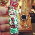 cannabis cigarette lighter