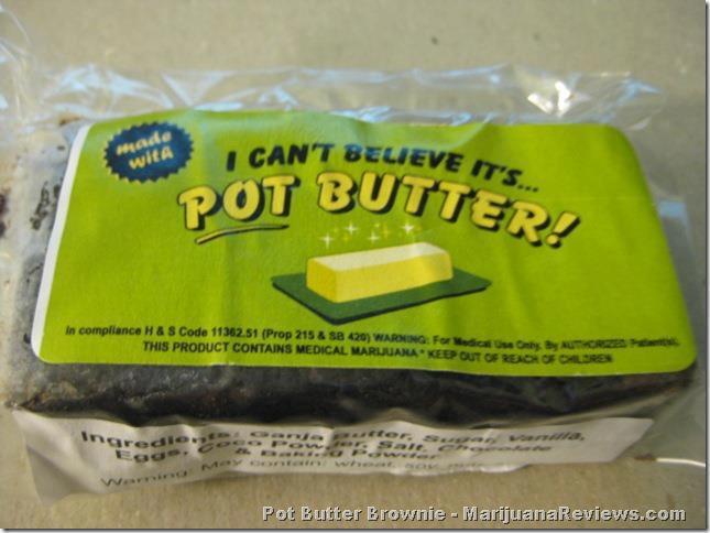 butter marijuana pot butter