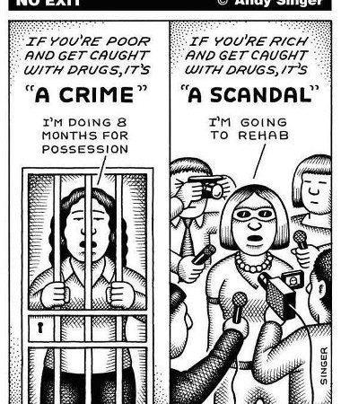 Rich Vs Poor Drug Scandal