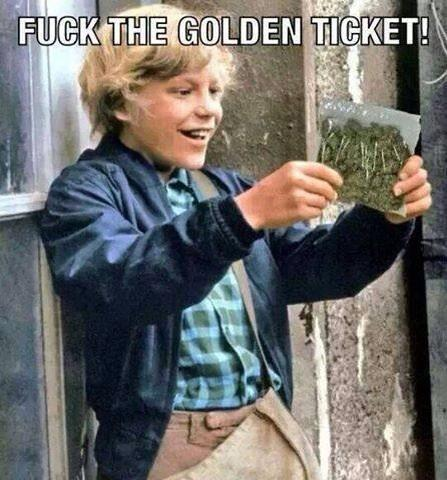 golden ticket charlie willie wonka